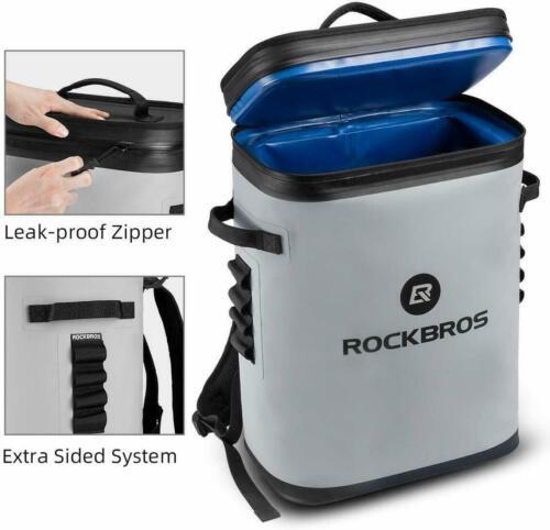 ROCKBROS 20L Kühltasche Picknicktasche Isoliertasche Rucksack Lunchtasche DHL