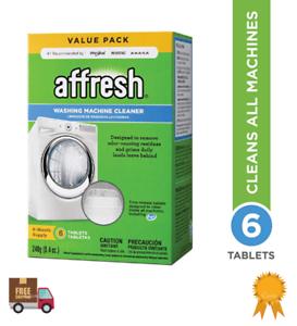 Affresh Washer Cleaner Remove Odor Washing Machine Value ...