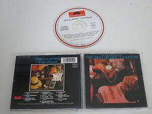 ERIC-CLAPTON-TIME-PIEZAS-THE-BEST-OF-ERIC-CLAPTON-POLYDOR-800-014-2-CD-ALBUM