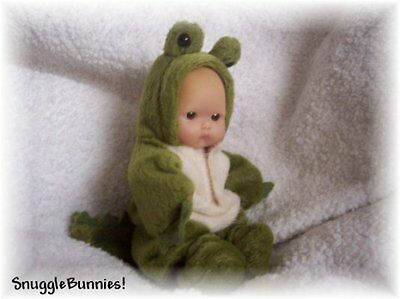 "LIL BABY GIRAFFE FITS 5-6/"" BERENGUER REBORN OOAK BABY !"