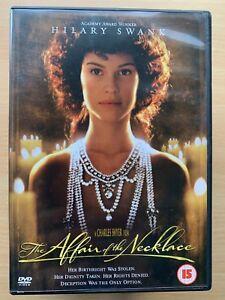 The-Affair-Of-The-Collar-DVD-2001-18th-Century-France-Traje-Pelicula-Drama