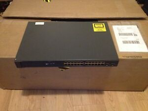 Cisco-WS-C3560V2-24PS-E-24-Port-PoE-3560V2-24PS-Switch-1-Year-Warranty
