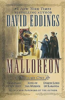 1 of 1 - The Malloreon; Volume One: Guardians of the West; King of the Murgos; Demon Lord