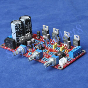 2-1CH-LM1875-25Wx2-50W-Amplifier-Board-Kit-NEW-Y24