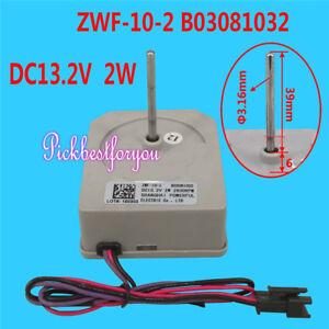 For Ronshen/&MELNG ZWF-10-2 B03081032 Refrigerator motor fan #M869A QL