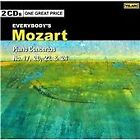 Wolfgang Amadeus Mozart - Everybody's Mozart: Piano Concertos Nos. 17, 20, 22 & 24 (2008)