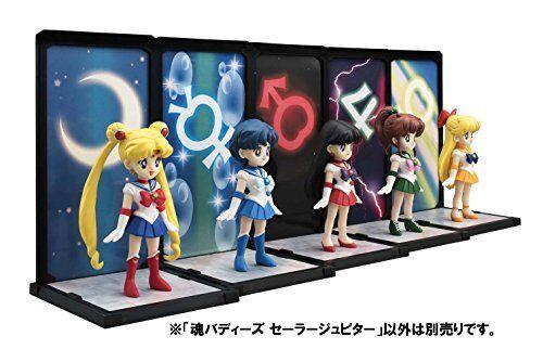kb10 TAMASHII BUDDIES Sailor Moon Sailor Jupiter PVC BANDAI TAMASHII NATIONS