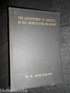 The-Adventures-of-Gabriel-in-his-Search-for-Mr-Shaw-1933-Black-Girl-Companion