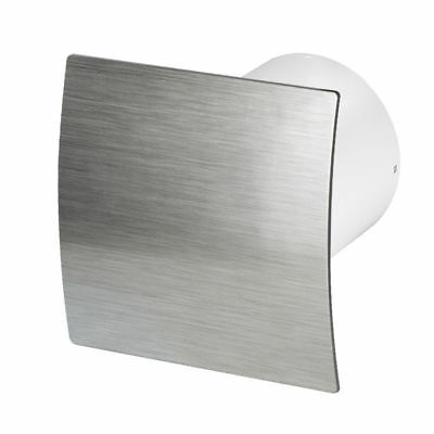 Silent Bathroom Extractor Fan 100mm