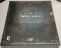 Wow: Warlords Of Draenor (windows/mac, 2014) Collector's Edition