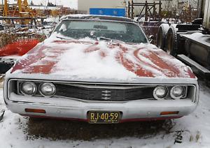 offers 1969 Newport 383 engine