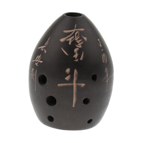 1 Stück 8 Löcher Okarina Ton Xun für chinesische klassische Instrument