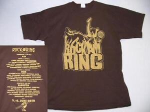 ROCK-AM-RING-2010-Dive-T-Shirt-Groesse-Size-M-Neu