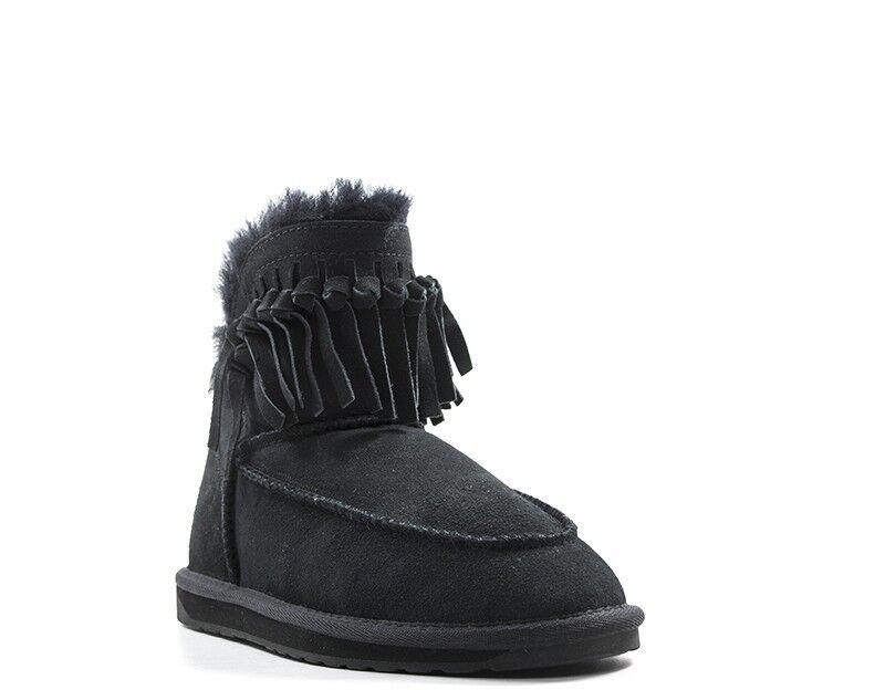 Chaussures EMU Femme noir en daim AEW11557-E003 AEW11557-E003 AEW11557-E003 46da43