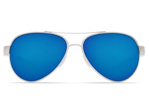 NEW Blue Mirror 580 Glass 580G Costa Del Mar Loreto Palladium