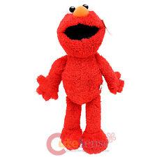 "Sesame Street Elmo Plush Doll 18"" X Large Stuffed Toy Figure with Plastic Eye"