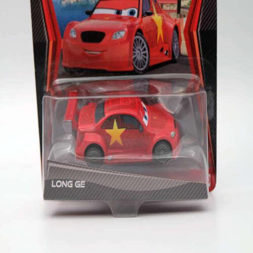 Disney Pixar Cars 2 Super Chase-Flash//Russian Racer//Memo Rojas jr//long ge
