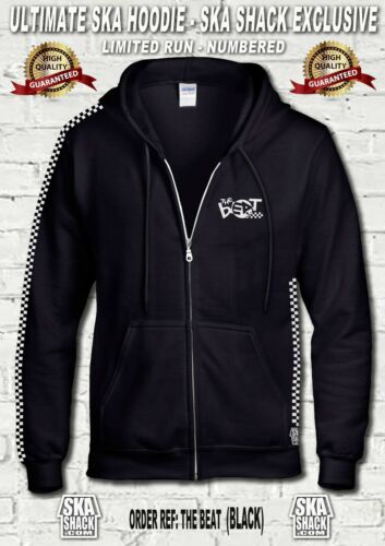 alta Numbered Exclusive Ltd Hoodie Edition The calidad Muy Ska Beat Negro Rw8g7wqnS