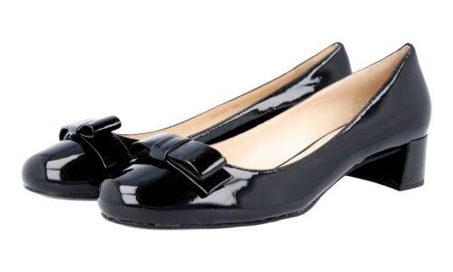luxe 8058094960184 Us 40 New Uk pumps zwart Eu 40 schoenen Dnc666 5 Prada Authentieke 7 10 L54R3Ajqc