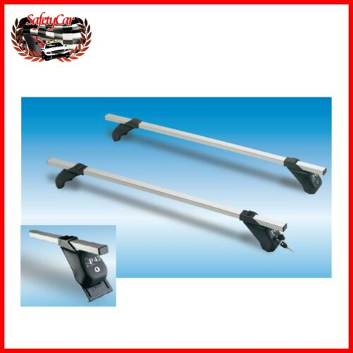Roof Bars La Prealpina LP43 + set mounts Toyota Corolla 5 doors 2002>