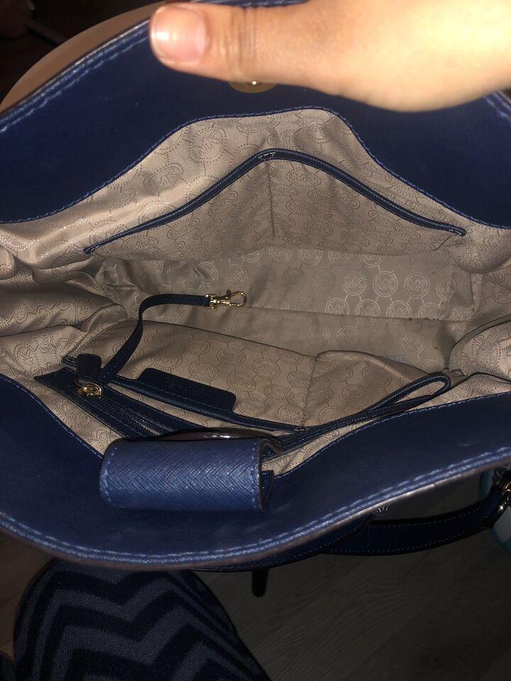 Anden håndtaske, Michael Kors, læder