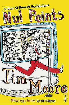 1 of 1 - Nul Points - Tim Moore   NEW   paperback   N1