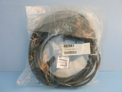 NEW Foxboro P0916FL Rev C 32ft Length Cable I//A Series PLC Invensys PO916FL 32/'