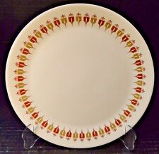 """Syracuse China Captains Table Dinner Plate Syralite Restaurant Ware 9 3/4"""" NICE!"""