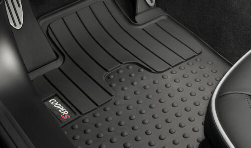MINI Cooper S Allwetter Fussmatten vorne R55 R56 R57 R58 R59 LHD 51472243908