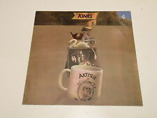 THE KINKS - Arthur Or The Decline And Fall Of The British Empire - LP 1980 PYE