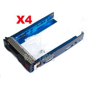 4pcs-Lot-3-5-034-Hot-Swap-Hard-Drive-Tray-Caddy-For-HP-Proliant-DL360E-Gen8-G8-W-IC