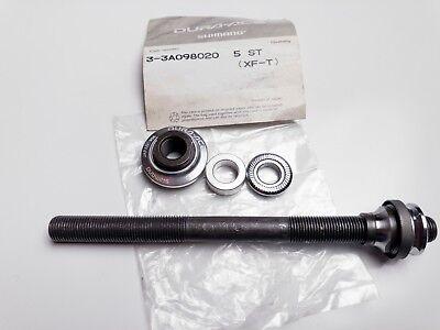ASSE POSTERIORE  COMPLETO Shimano Dura Ace FH-7700 #3A098020 REAR axis Cr-Mo
