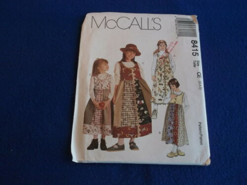 C McCall/'s ~ All Patterns are Size 3-5 Listed ~ #9236 ~ NIP U-PICK ~ 22 3,4,5