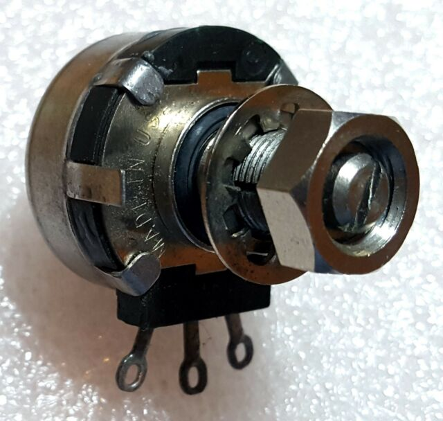3x RV4NAYSD101A Single Turn Linear Potentiometer 100 Ohms JA1N056S101UA Ohm 2W