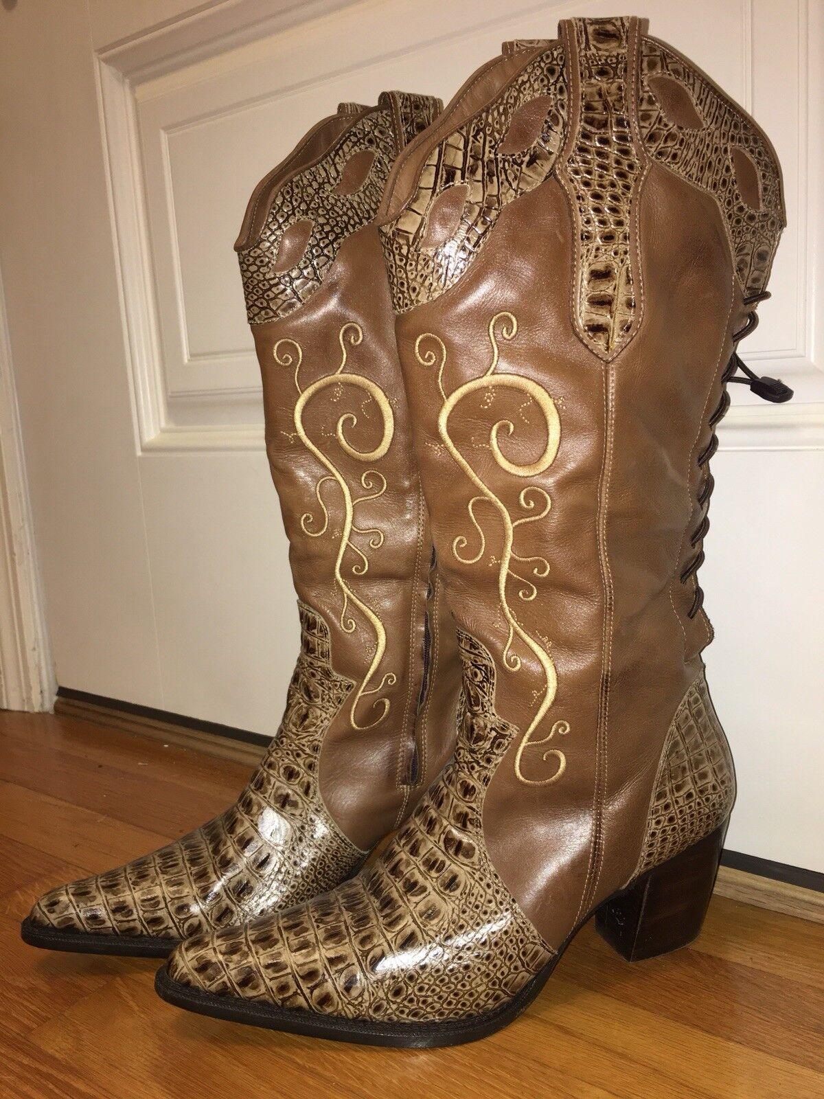 Brazilian Jaca Capelli Womens Womens Womens Cowboy shoes c3f54b