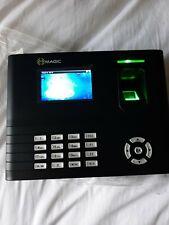 New Magic Biometric Fingerprint Attendance System Time Clock