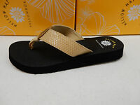 Yellow Box Womens Sandals Bountiful Natural Size 8.5