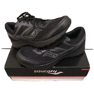 Men-039-s-Saucony-Versafoam-Cohesion-12-SLIP-RESISTANT-Running-Walking-Shoes-Size-13