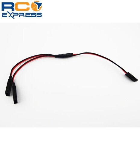 Hot Racing 7 Y-Harness Futaba J Connectors ACE727FYS