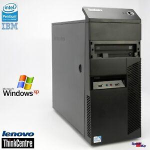COMPUTER-IBM-THINKCENTRE-M81-PC-INTEL-DUALCORE-G840-4GB-DDR3-WINDOWS-XP-7-RS-232