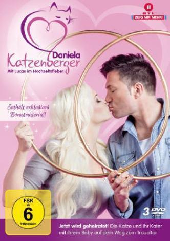 1 von 1 - Daniela Katzenberger - Mit Lucas im Hochzeitsfieber (2016)