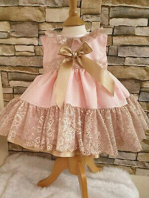 Attento Dream Sogno Rosa Camel Spagnolo Puffball Dress-mostra Il Titolo Originale Diversificato Nell'Imballaggio