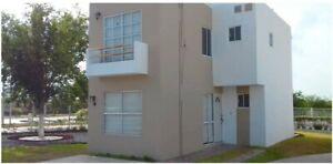 Casa en VENTA en Ciénega de Flores, Nuevo León, fraccionamiento Paseos del Roble, Modelo Álamo.