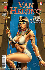 GFT VAN HELSING VS THE MUMMY OF AMUN RA #1 (OF 5) CVR C (2017 Zenescope (2/8/17)