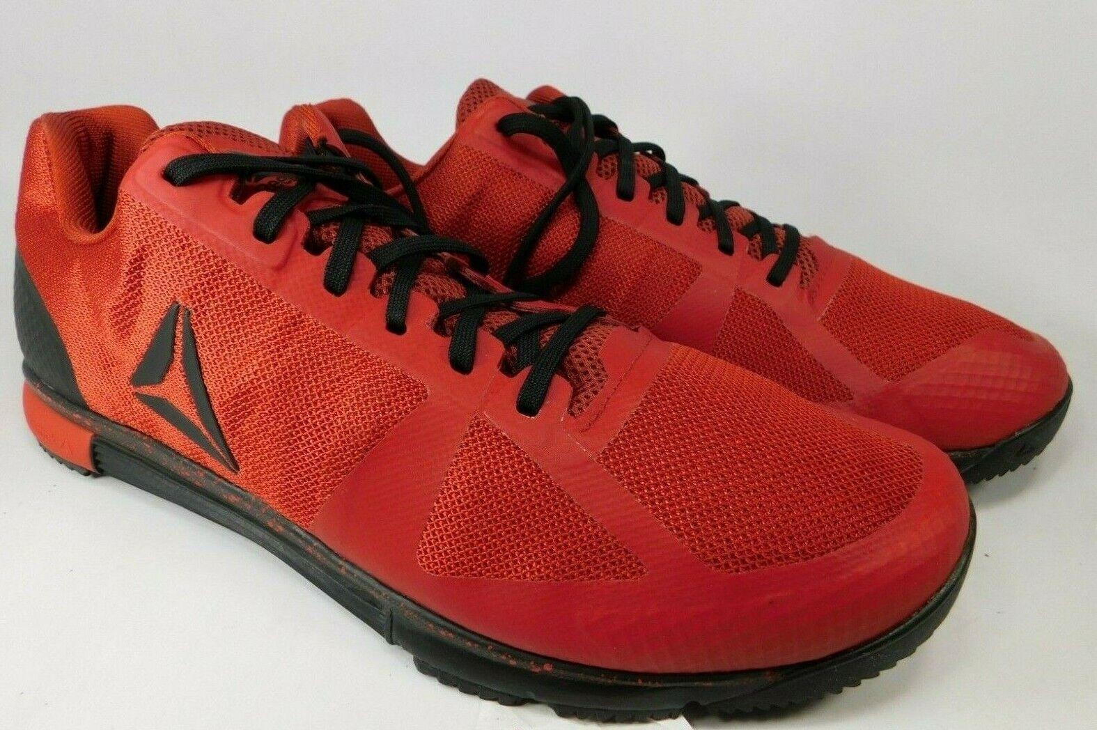 Reebok CrossFit Speed TR 2.0 tamaño 11.5 m (D) para hombres zapatos de entrenamiento CN1008