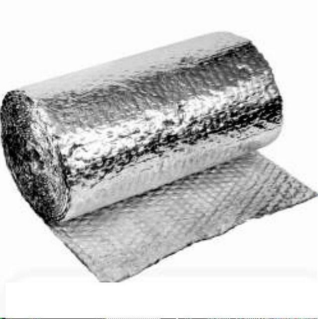 insulation academy silver foil cell air bubble 2m l 750mm w csiro