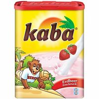 Kaba Strawberry Milk Drink -400g - Made In Germany
