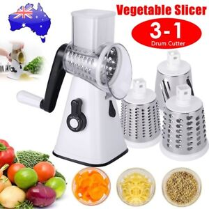 AU-Kitchen-Multifunction-Vegetable-Slicer-Food-Manual-Rotary-Drum-Grater-Chopper
