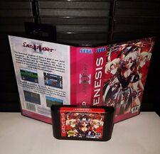 Langrisser II ( 2 )  - Video Game for Sega Genesis! Cart & Box!