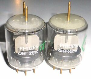 2x-QQE03-20-Double-Tetrode-de-puissance-Philips-STNA-testee-100-OK-matchee